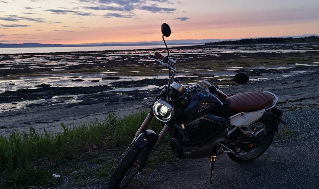 Mon parcours d'intrapreneur avec Eve moto